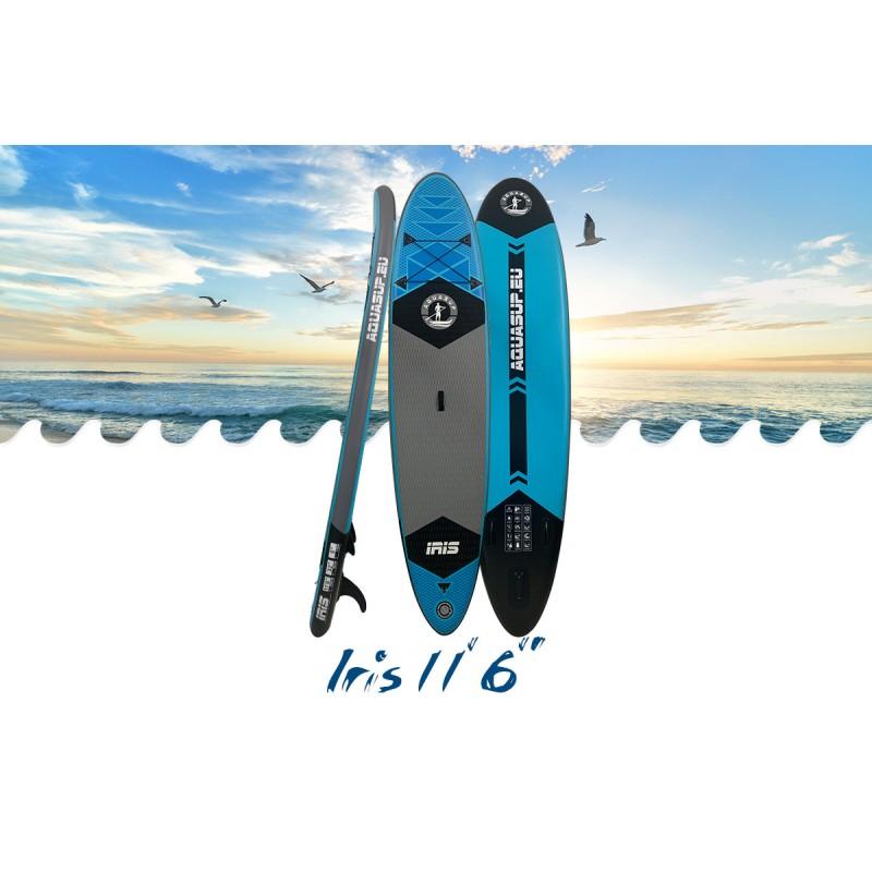"AquaSup Iris 11.6"" (350cm) Package"