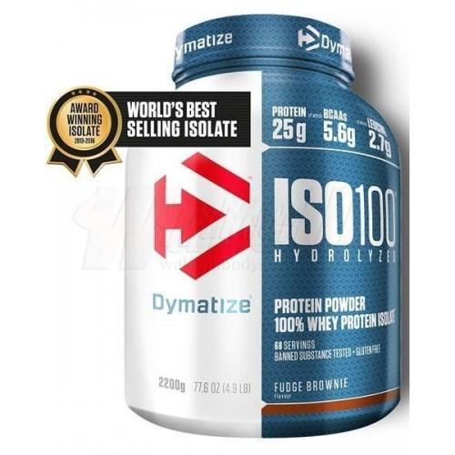 ISO 100 Hydrolyzed Whey 2200gr DYMATIZE