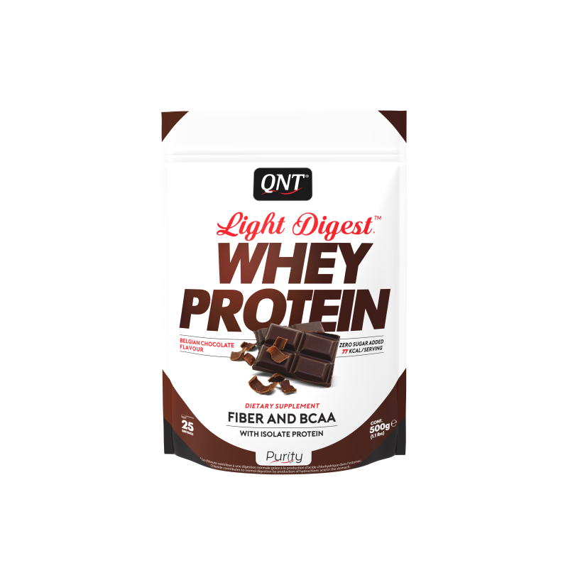 QNT LIGHT DIGEST WHEY PROTEIN 500GR