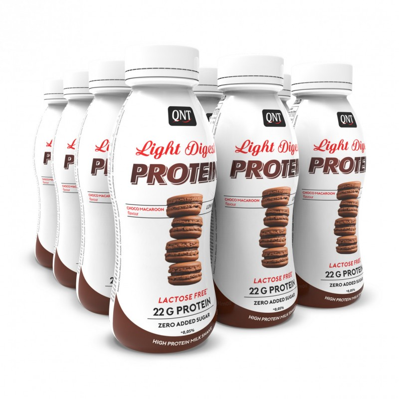 LIGHT DIGEST PROTEIN SHAKE 12 X 310 ML