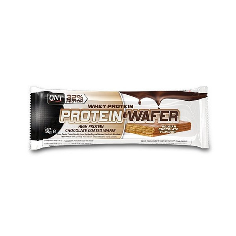 QNT PROTEIN WAFER BAR 35 GR