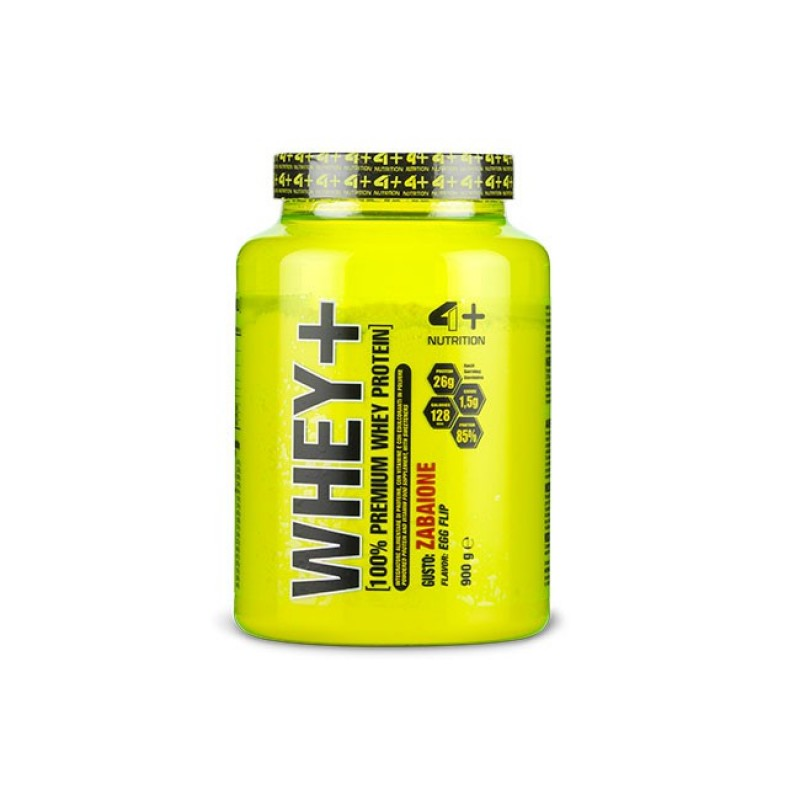 4+ Nutrition Whey+ 2 kg