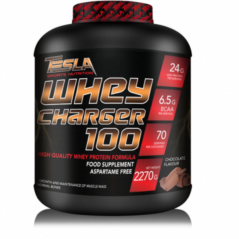 TESLA Whey Charger 100 (2270 gr)